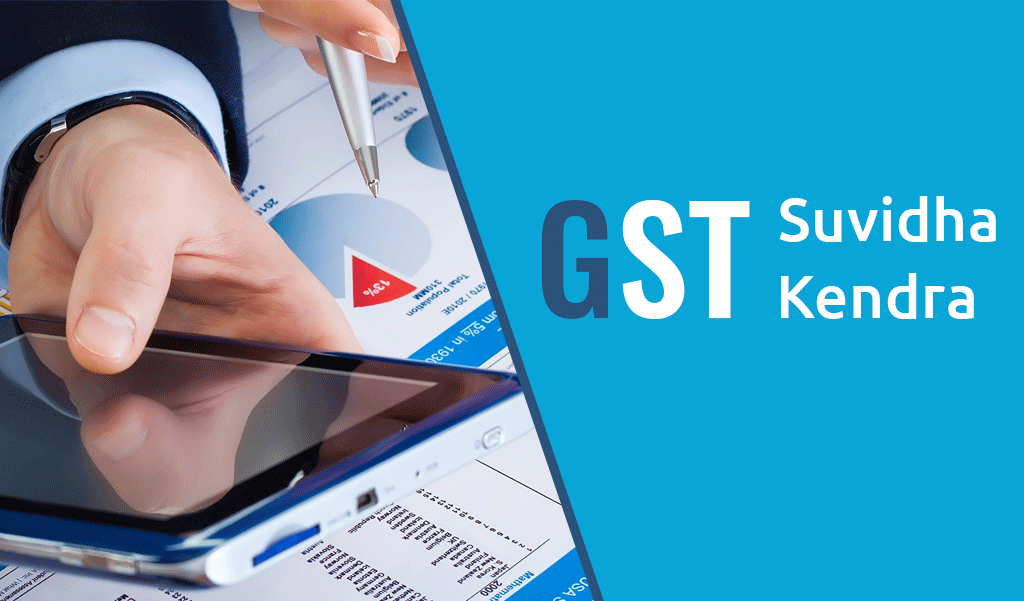What is a GST Suvidha Kendra?